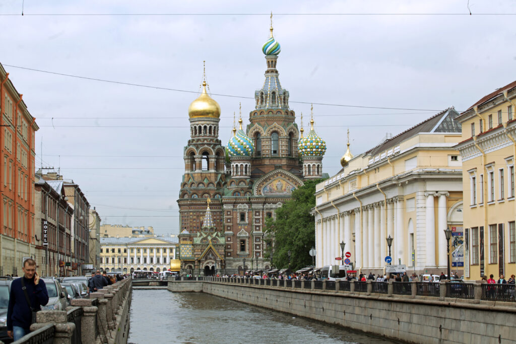 Петербург стал одним из самых популярных городов для бизнес-туризма