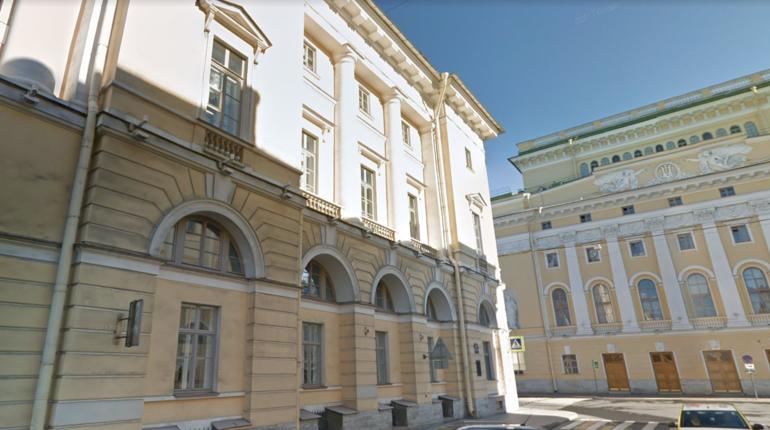 ГАТИ разрешила ремонтировать здание Министерства народного просвещения