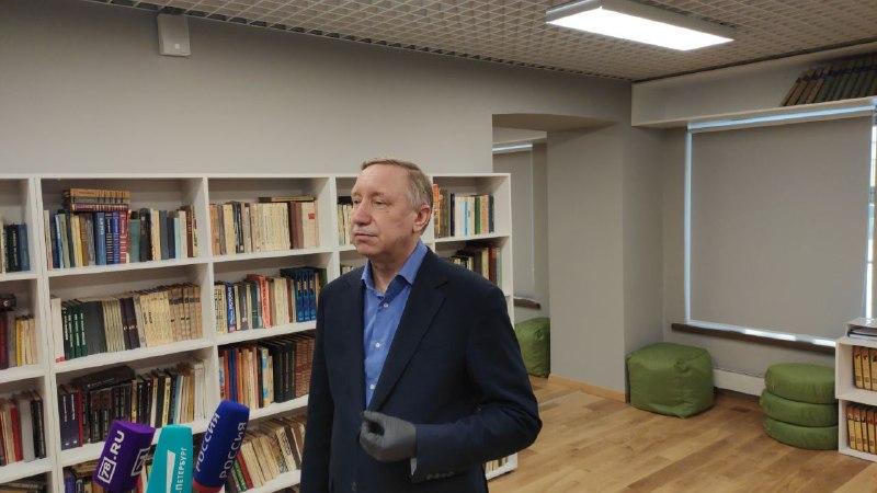 В Петербурге разработают программу реконструкции школ в центральных районах