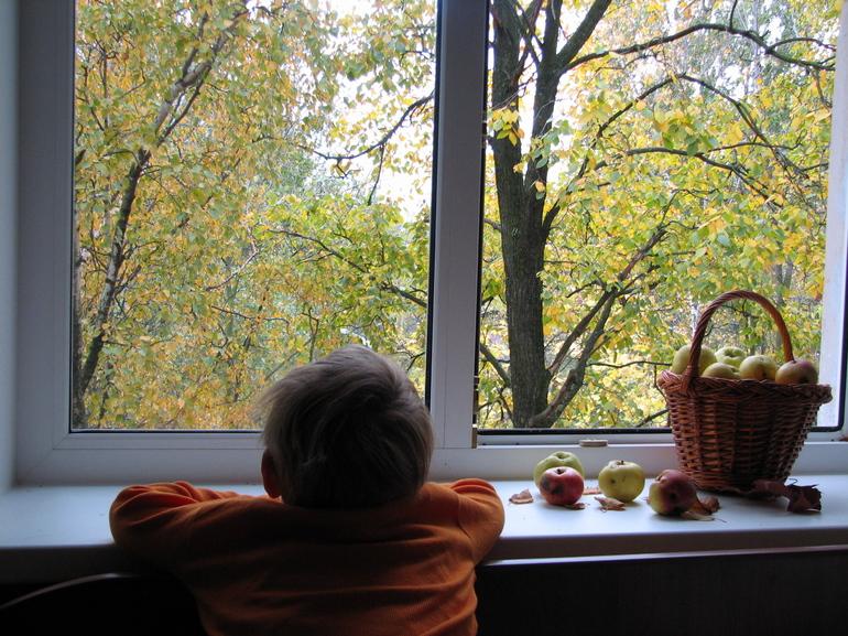 После падения двухлетнего малыша из окна на 9 этаже в Невском районе возбудили уголовное дело