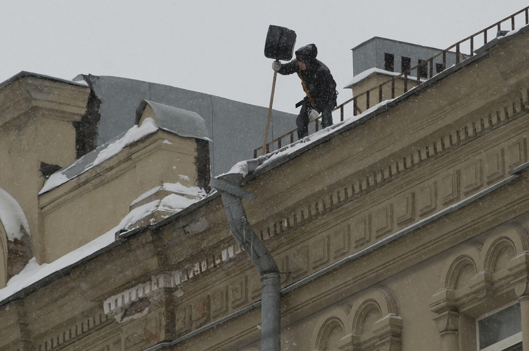 В Петербурге ветер разгонит облака, полвека назад было на 20 градусов холоднее