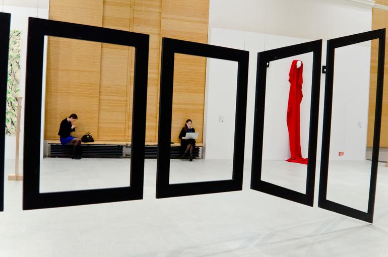 В «Манеже» откроется выставка скульптур «(Не)подвижность»
