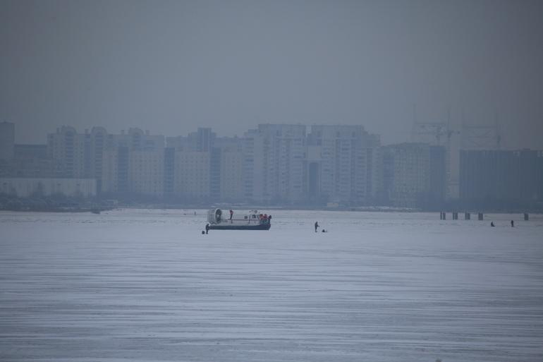 На Финском заливе был обнаружен труп пожилого мужчины