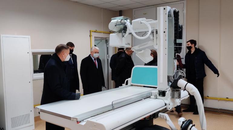 В Приморском районе 1 сентября откроют новую поликлинику