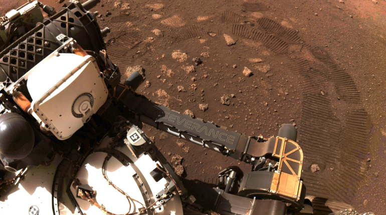 Марсоход Perseverance впервые получил кислород из марсианской атмосферы