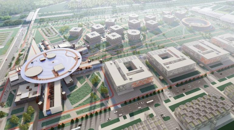 ИТМО Хайпарк станет первым «умным» кампусом в России