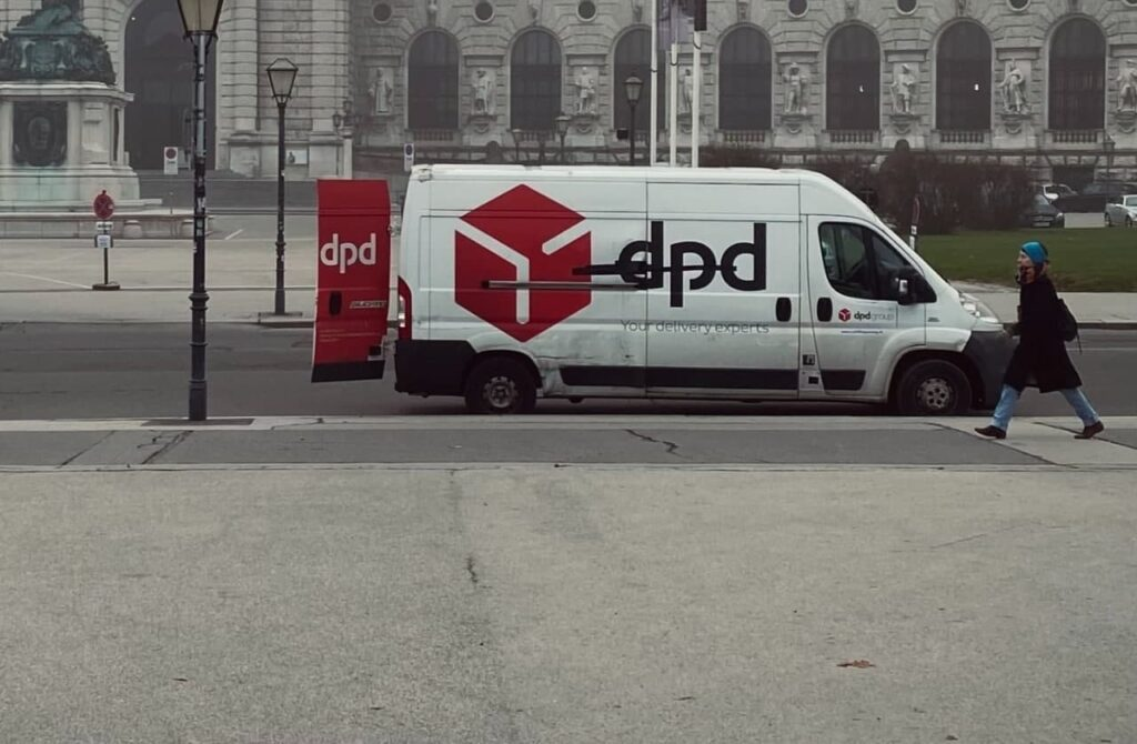 Международная служба экспресс-доставки DPD не оправдала ожидания клиента