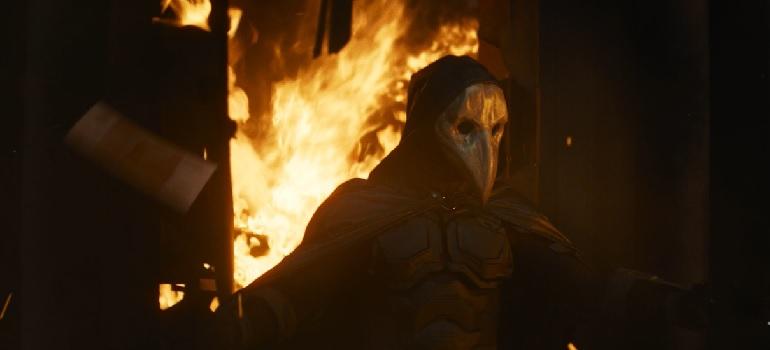 В кинотеатре «Аврора» состоялся премьерный показ фильма «Майор Гром: Чумной доктор»