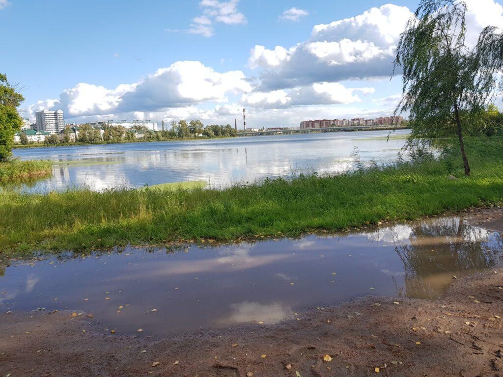 Колпинский район Петербурга, благоустройство