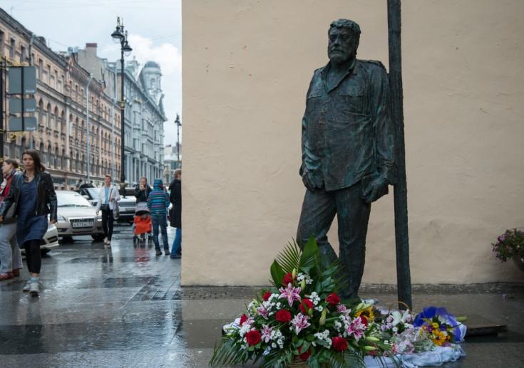 В Петербурге за 200 миллионов рублей продают квартиру, в которой жил Сергей Довлатов
