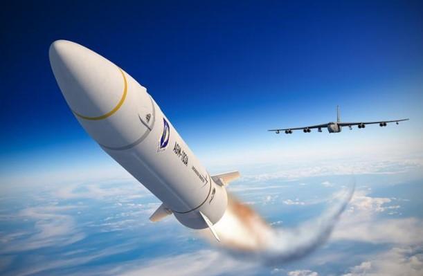 Америка назначила тест гиперзвуковой аэробаллистической ракеты на март 2021 года