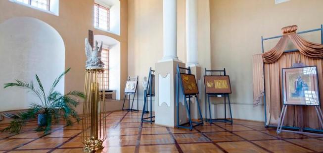 Власти Петербурга передали РПЦ второй этаж Благовещенской церкви