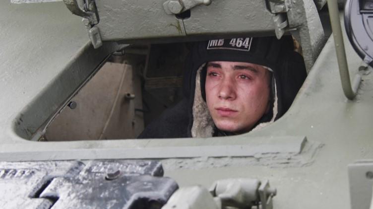 Военные ЗВО начали подготовку к Параду Победы
