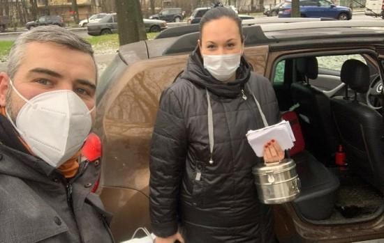 В акции «Подвези врача» приняли участие 183 петербургских автолюбителя