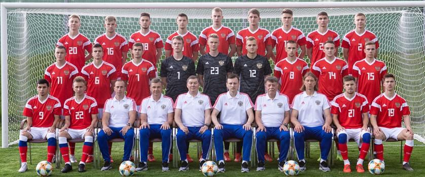 Молодёжная сборная России проиграла Дании и вылетела с Евро-2021