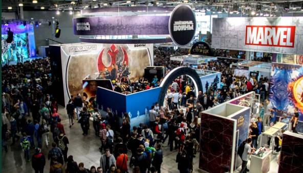 Фестиваль Comic Con пройдет в очном формате в ноябре