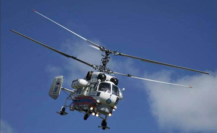 Один человек погиб из-за крушения вертолета в Калининградской области