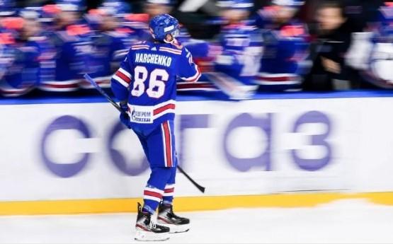 СКА обыграл «Динамо» и сравнял счет в серии Кубка Гагарина