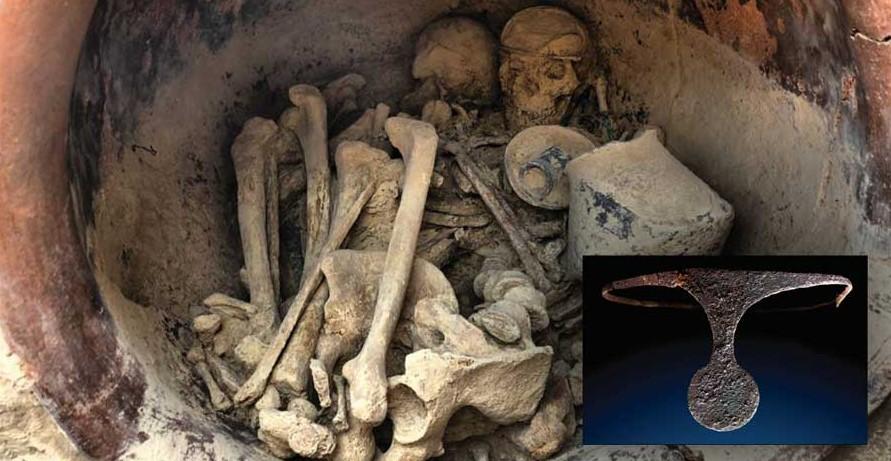 Ученые нашли подтверждение правления женщины в обществе бронзового века