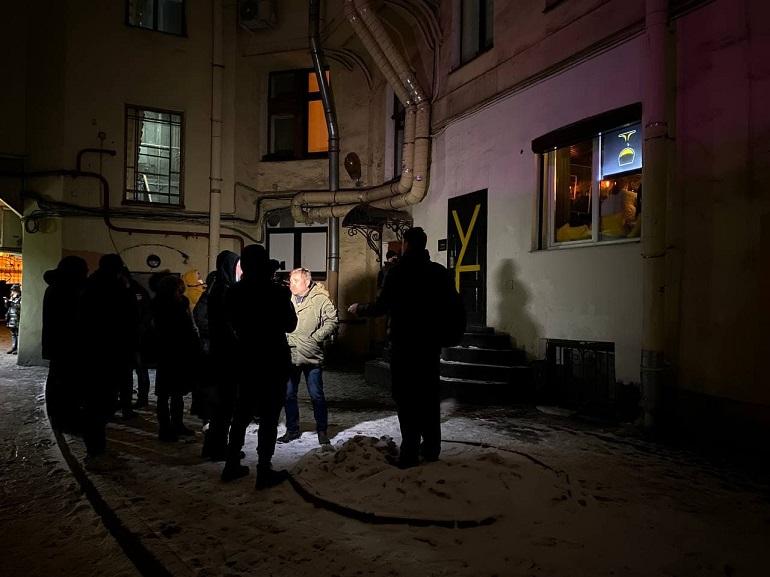 Хозяев нелегальных баров на Рубинштейна начнут привлекать к уголовной ответственности
