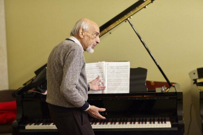 Советский пианист Дмитрий Башкиров скончался на 90-м году жизни