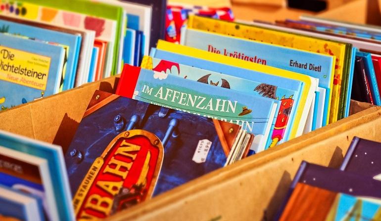 В Петербурге пройдет межбиблиотечная акция «Любимых книг любимые герои»