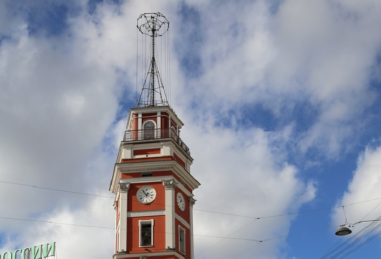 Думская башня откроется для посетителей в честь 30-летия возвращения Петербургу исторического имени