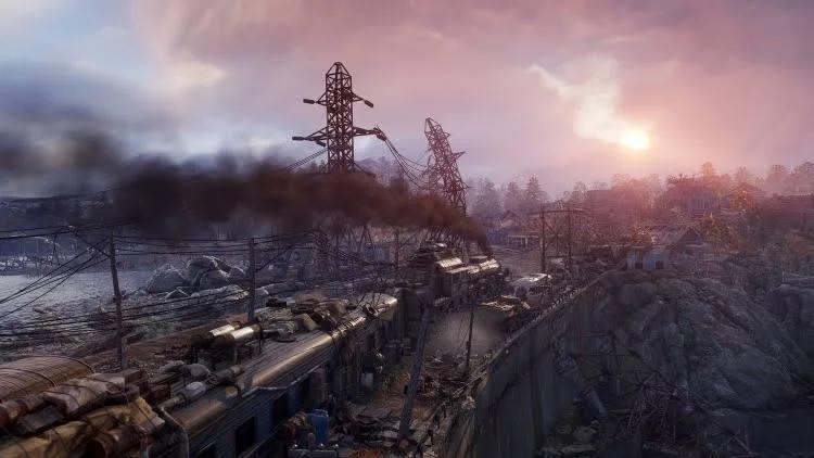 Игра Metro 2033 в Steam стала временно бесплатной