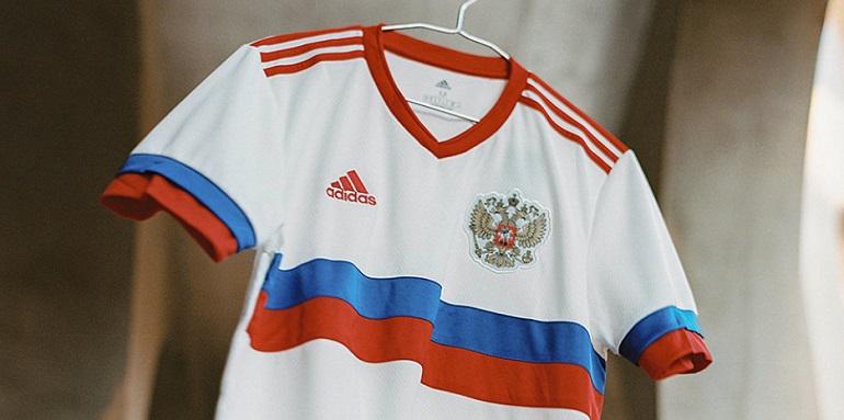 Сборная России показала форму, в которой будет играть на ЕВРО-2020