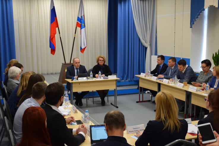 Проведение майского «Форума молодых педагогов» обсудили в Гатчинской школе