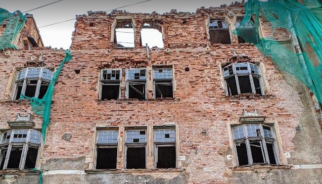 Дом Говинга в Выборге изъяли у частного владельца за доведение здания до аварийного состояния