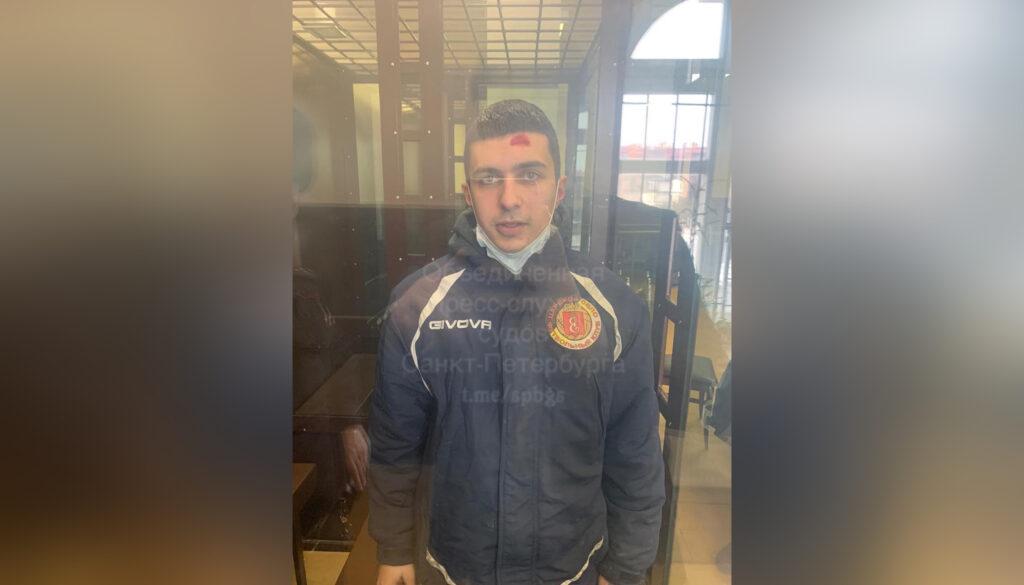 Молодого футболиста арестовали по делу о поддельных миллионах в Пушкине