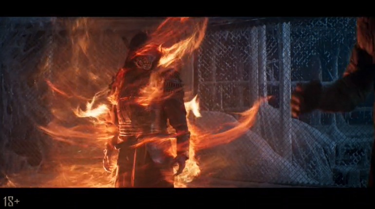 В сети появился новый трейлер фильма по Mortal Kombat