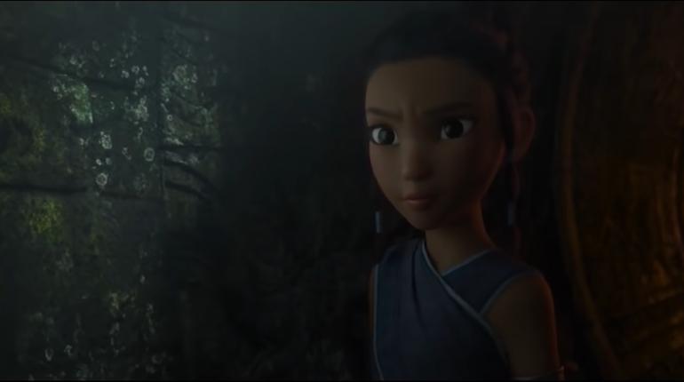 Мультфильм «Райя и последний дракон» снова стал лидером отечественного кинопроката
