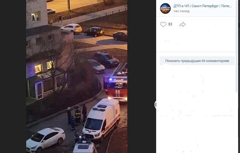 В социальных сетях появились сообщения о трупе женщины на Индустриальном