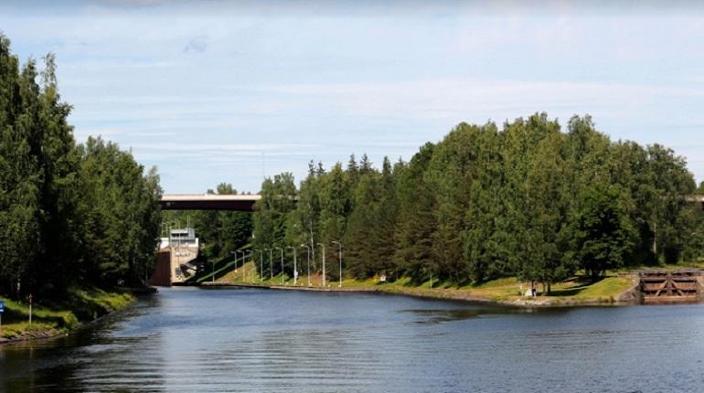 Сайменский канал открылся для грузовых судов 22 марта