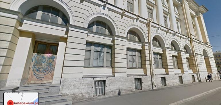 ГАТИ сохранит объект культурного наследия «Министерство внутренних дел»