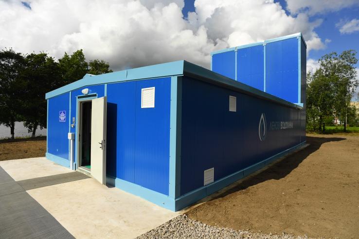 В Ленобласти установят 139 новых водоочистных сооружений