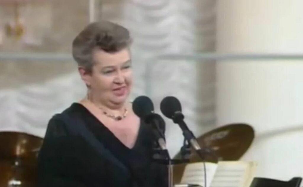 Народная артистка Людмила Лядова скончалась от коронавируса