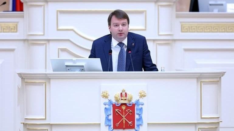 Тетердинко и Соловьев уходят из ЗакСа на выборы в Госдуму РФ