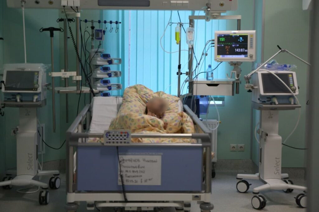 В России сделали аппарат жидкостной вентиляции легких