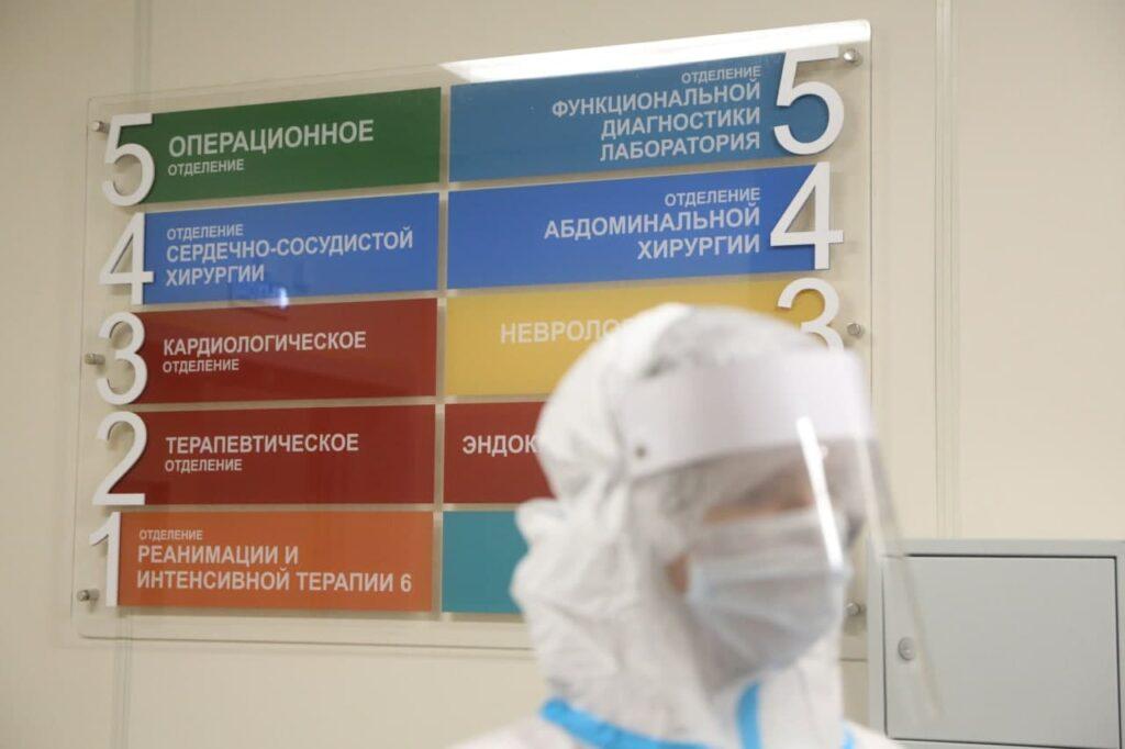 В Петербурге за сутки от COVID-19 скончались 36 человек