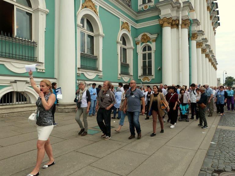 В Петербурге к августе туристический поток восстановится на 70-80%