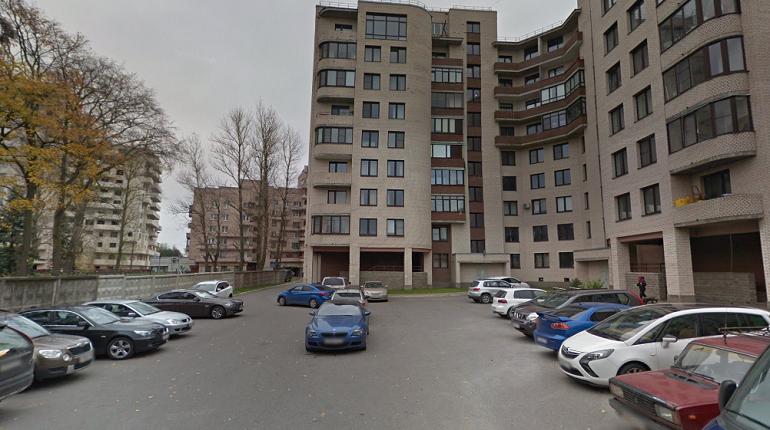 Очевидцы потушили подожженную Toyota в Сестрорецке