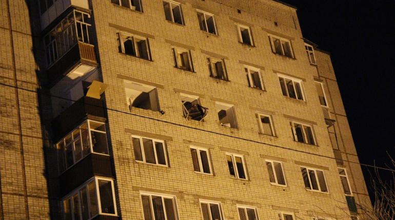 Возбуждено дело о взрыве в доме в Зеленодольске