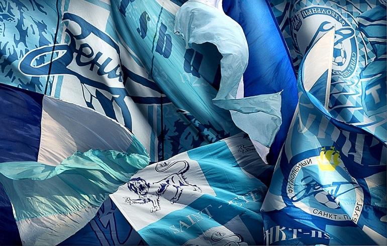 Эмблема «Зенита» замкнула сотню лучших за всю историю футбола