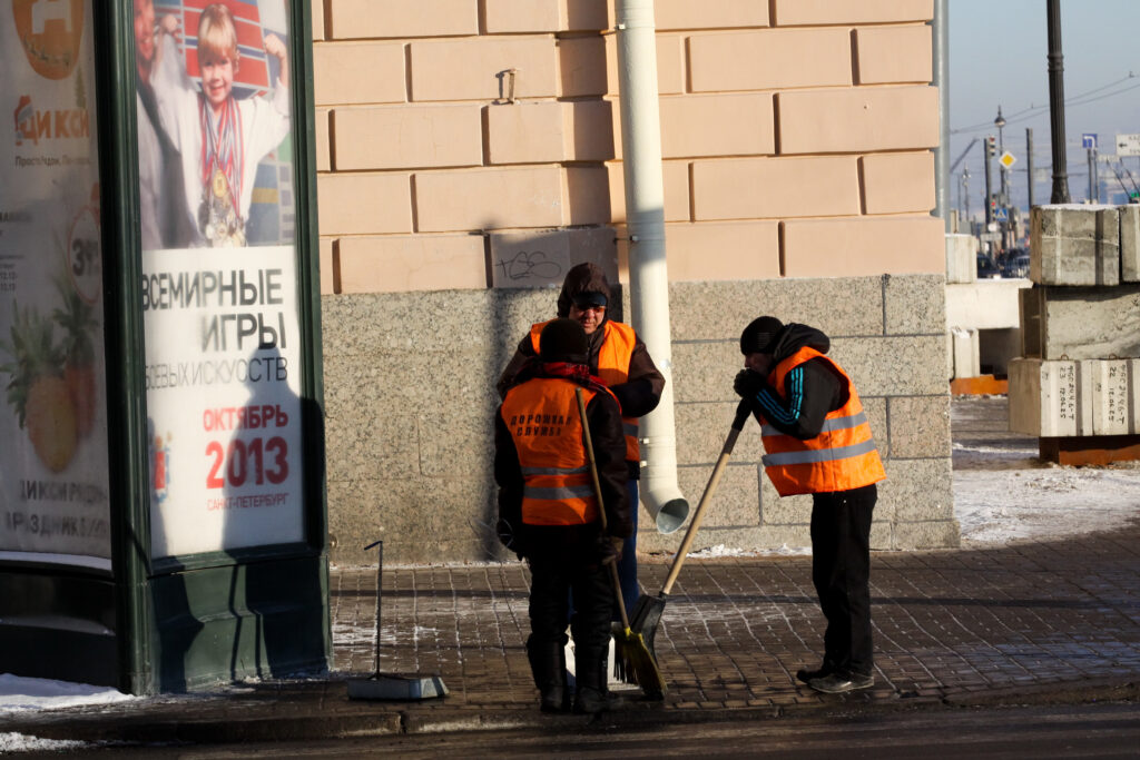 В майские праздники коммунальщики будут работать в особом режиме