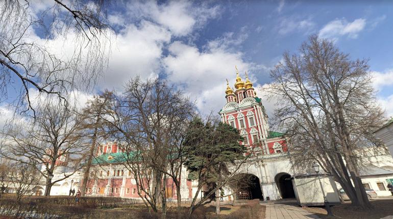 Суд в Петербурге оштрафовал «МЕАНДР» на 1 млн рублей из-за Новодевичьего монастыря