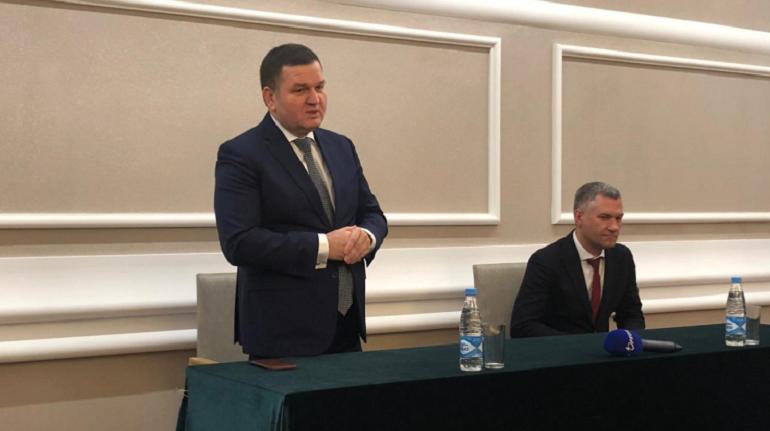 Перминов выразил уверенность, что «Пятилетка Дрозденко» завершится успешно