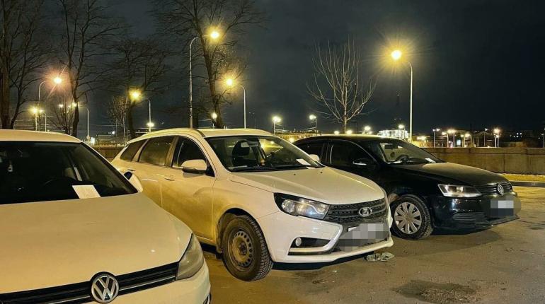 Петербургским навальнистам грозят многотысячные штрафы за агитационный мусор на парковках